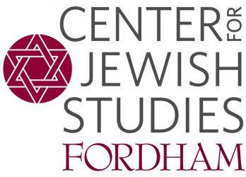 Center for Jewish Studies @Fordham